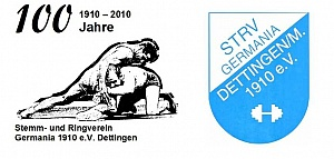 Stemm- und Ringverein Germania Dettingen 1910 e. V.